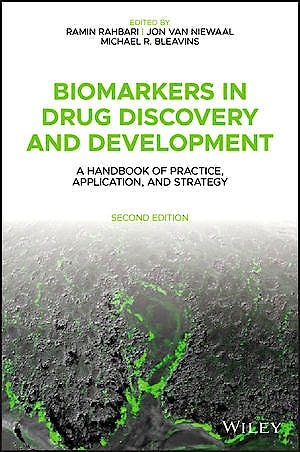 Portada del libro 9781119187509 Biomarkers in Drug Discovery and Development. A Handbook of Practice, Application, and Strategy