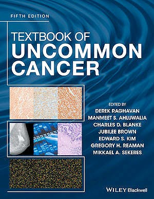 Portada del libro 9781119196204 Textbook of Uncommon Cancer