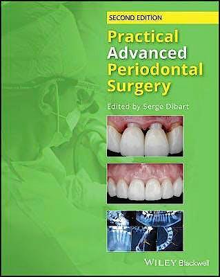 Portada del libro 9781119196310 Practical Advanced Periodontal Surgery