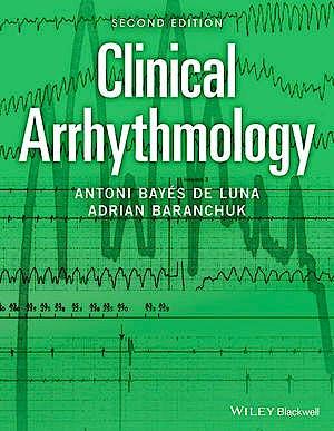 Portada del libro 9781119212751 Clinical Arrhytmology