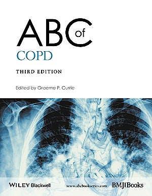 Portada del libro 9781119212850 Abc of COPD