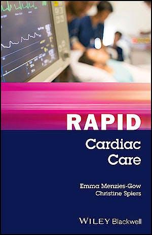 Portada del libro 9781119220275 Rapid Cardiac Care