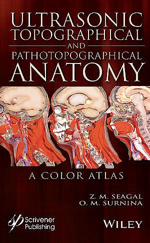 Portada del libro 9781119223573 Ultrasonic Topographical and Pathotopographical Anatomy. a Color Atlas