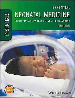 Portada del libro 9781119235811 Essential Neonatal Medicine
