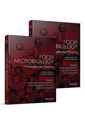 Portada del libro 9781119237761 Food Microbiology. Principles into Practice, 2 Vols.
