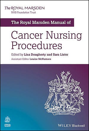 Portada del libro 9781119245186 The Royal Marsden Manual of Cancer Nursing Procedures