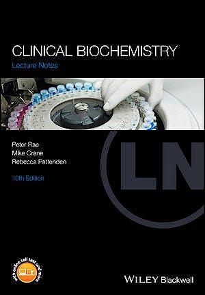 Portada del libro 9781119248682 Lecture Notes: Clinical Biochemistry