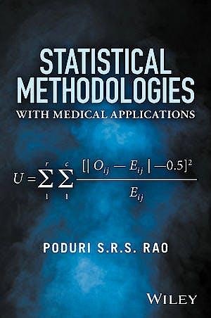 Portada del libro 9781119258490 Statistical Methodologies with Medical Applications