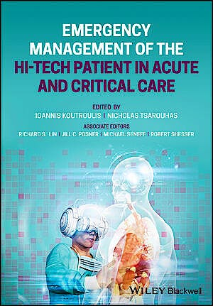 Portada del libro 9781119262923 Emergency Management of the Hi-Tech Patient in Acute and Critical Care