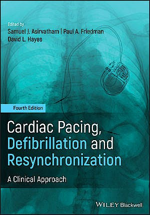 Portada del libro 9781119263968 Cardiac Pacing, Defibrillation and Resynchronization. A Clinical Approach