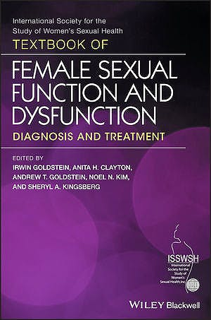 Portada del libro 9781119266099 Textbook of Female Sexual Function and Dysfunction. Diagnosis and Treatment