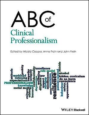 Portada del libro 9781119266662 ABC of Clinical Professionalism