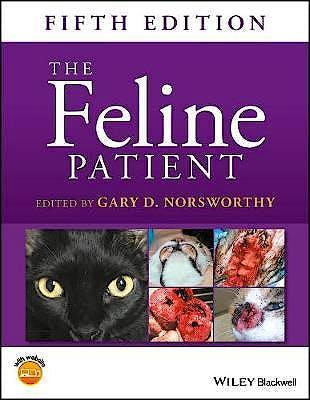 Portada del libro 9781119269038 The Feline Patient