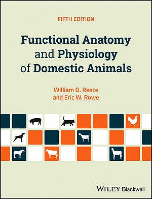 Portada del libro 9781119270843 Functional Anatomy and Physiology of Domestic Animals