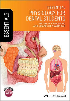 Portada del libro 9781119271710 Essential Physiology for Dental Students