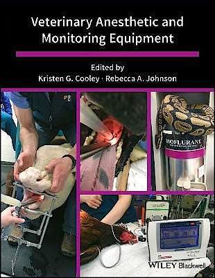 Portada del libro 9781119277156 Veterinary Anesthetic and Monitoring Equipment