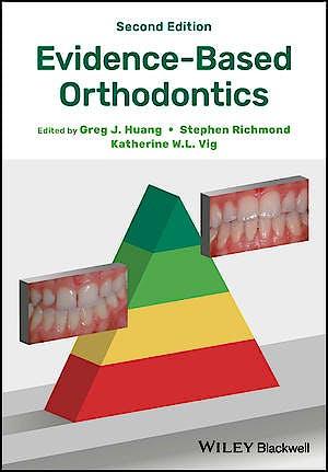 Portada del libro 9781119289913 Evidence-Based Orthodontics