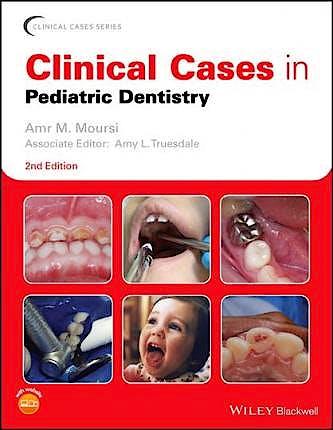 Portada del libro 9781119290889 Clinical Cases in Pediatric Dentistry