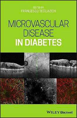 Portada del libro 9781119309604 Diabetic Microvascular Disease
