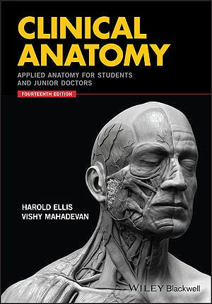 Portada del libro 9781119325536 Clinical Anatomy. Applied Anatomy for Students and Junior Doctors