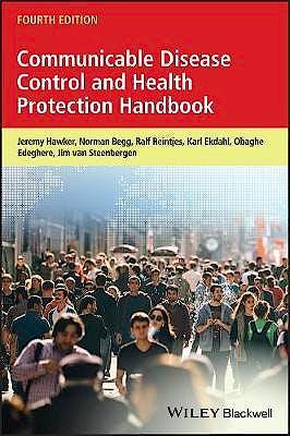 Portada del libro 9781119328049 Communicable Disease Control and Health Protection Handbook