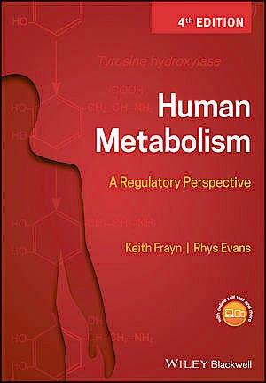 Portada del libro 9781119331438 Human Metabolism. A Regulatory Perspective
