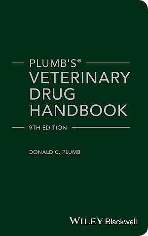 Portada del libro 9781119346494 Plumb's Veterinary Drug Handbook (Pocket Edition)