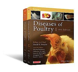 Portada del libro 9781119371168 Diseases of Poultry, 2 Vols.