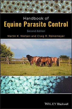 Portada del libro 9781119382782 Handbook of Equine Parasite Control