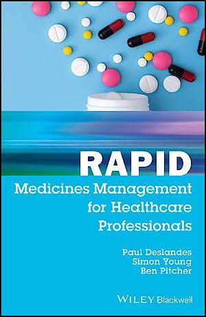 Portada del libro 9781119397724 Rapid Medicines Management for Nurses
