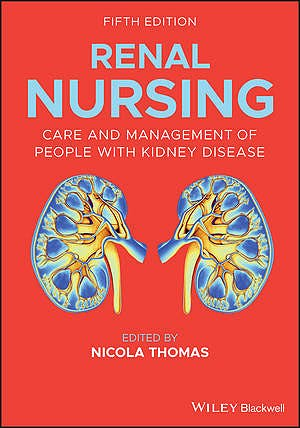 Portada del libro 9781119413141 Renal Nursing. Care and Management of People with Kidney Disease