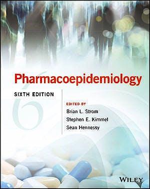Portada del libro 9781119413417 Pharmacoepidemiology