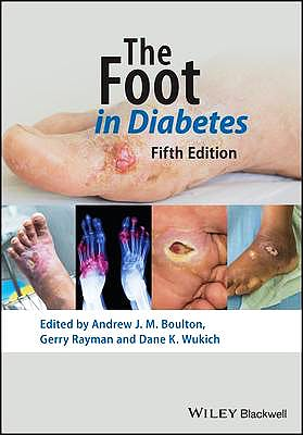 Portada del libro 9781119445814 The Foot in Diabetes