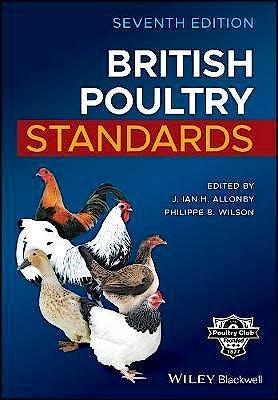 Portada del libro 9781119509141 British Poultry Standards