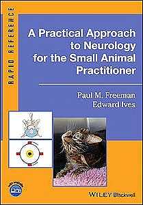 Portada del libro 9781119514589 A Practical Approach to Neurology for the Small Animal Practitioner