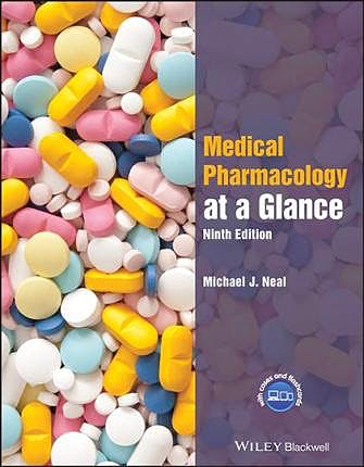 Portada del libro 9781119548010 Medical Pharmacology at a Glance