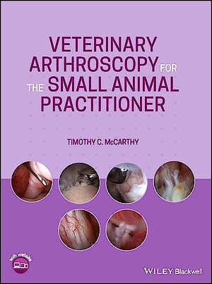 Portada del libro 9781119548973 Veterinary Arthroscopy for the Small Animal Practitioner