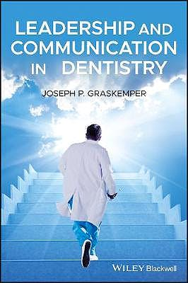 Portada del libro 9781119557210 Leadership and Communication in Dentistry
