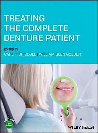 Portada del libro 9781119569589 Treating the Complete Denture Patient