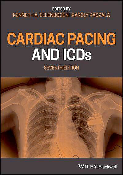 Portada del libro 9781119578338 Cardiac Pacing and ICDs