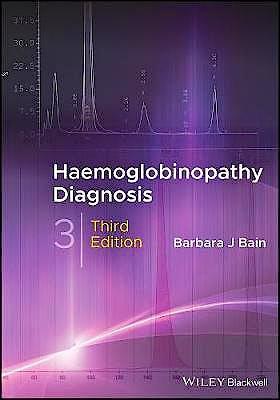 Portada del libro 9781119579953 Haemoglobinopathy Diagnosis