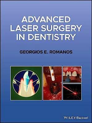 Portada del libro 9781119583301 Advanced Laser Surgery in Dentistry
