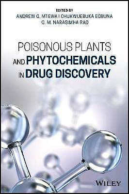 Portada del libro 9781119650232 Poisonous Plants and Phytochemicals in Drug Discovery