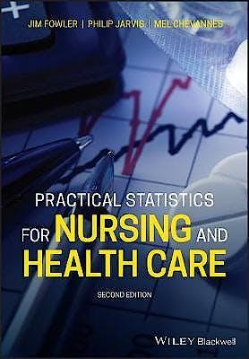 Portada del libro 9781119698524 Practical Statistics for Nursing and Health Care