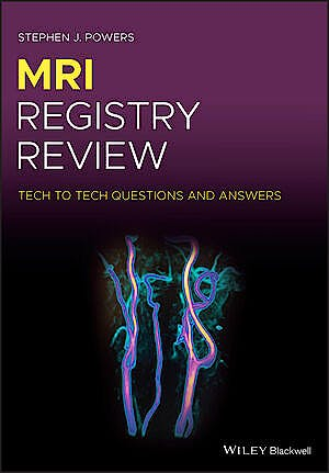 Portada del libro 9781119757931 MRI Registry Review. Tech to Tech Questions and Answers