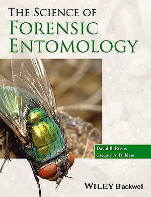 Portada del libro 9781119940371 The Science of Forensic Entomology (Softcover)
