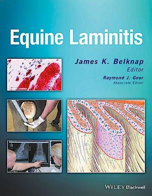 Portada del libro 9781119944713 Equine Laminitis