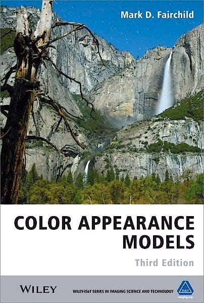 Portada del libro 9781119967033 Color Appearance Models