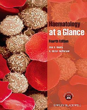 Portada del libro 9781119969228 Haematology at a Glance