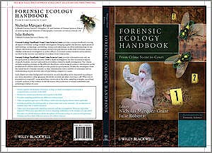 Portada del libro 9781119974192 Forensic Ecology Handbook. from Crime Scene to Court